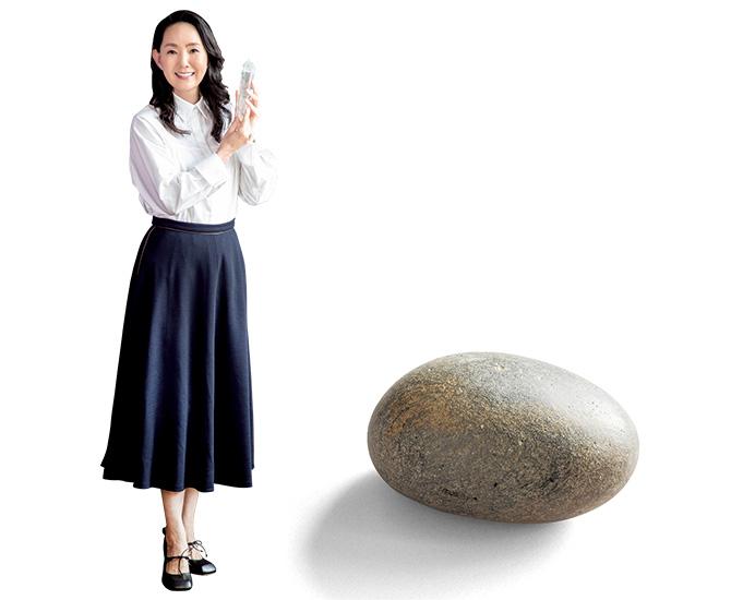 「石の力」は、 世界の共通言語(コモンセンス)だ!