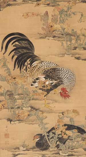 京(みやこ)のファンタジスタ 〜若冲と同時代の画家たち