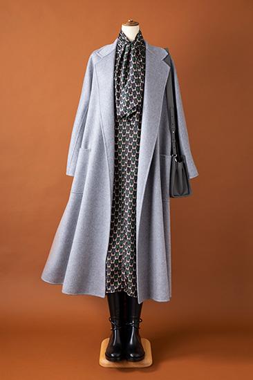 マックスマーラのコート「リュドミラ」